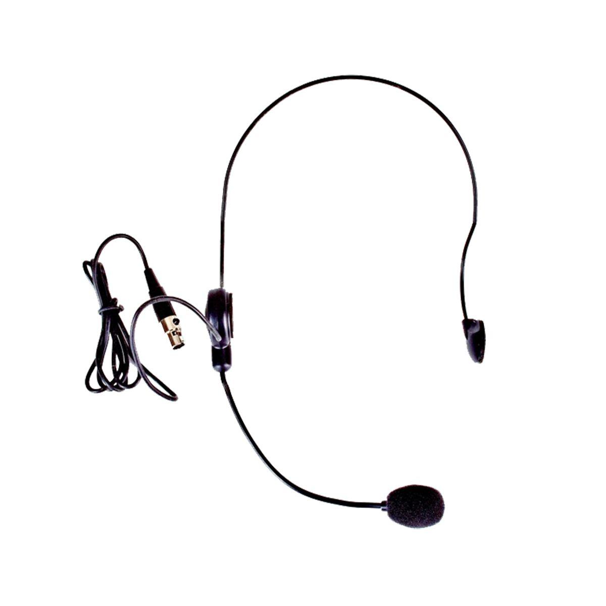 Microfone Headset TSI HS-CLI-UHF