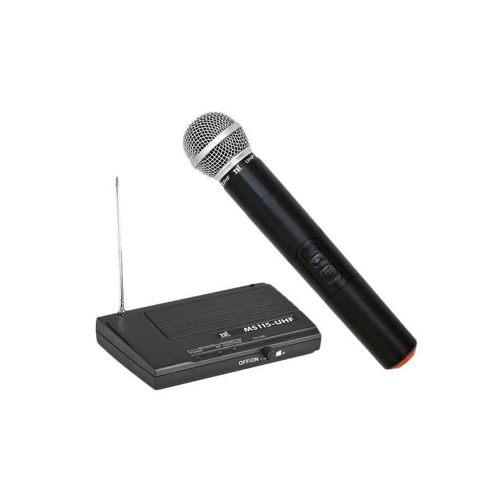 Microfone Sem Fio TSI MS115-UHF