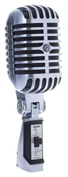 Microfone Shure 55SH Vintage Series II