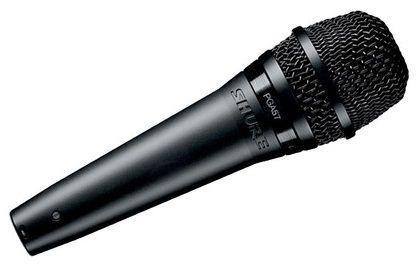 Microfone Shure Cardioide Dinâmico PGA57 LC