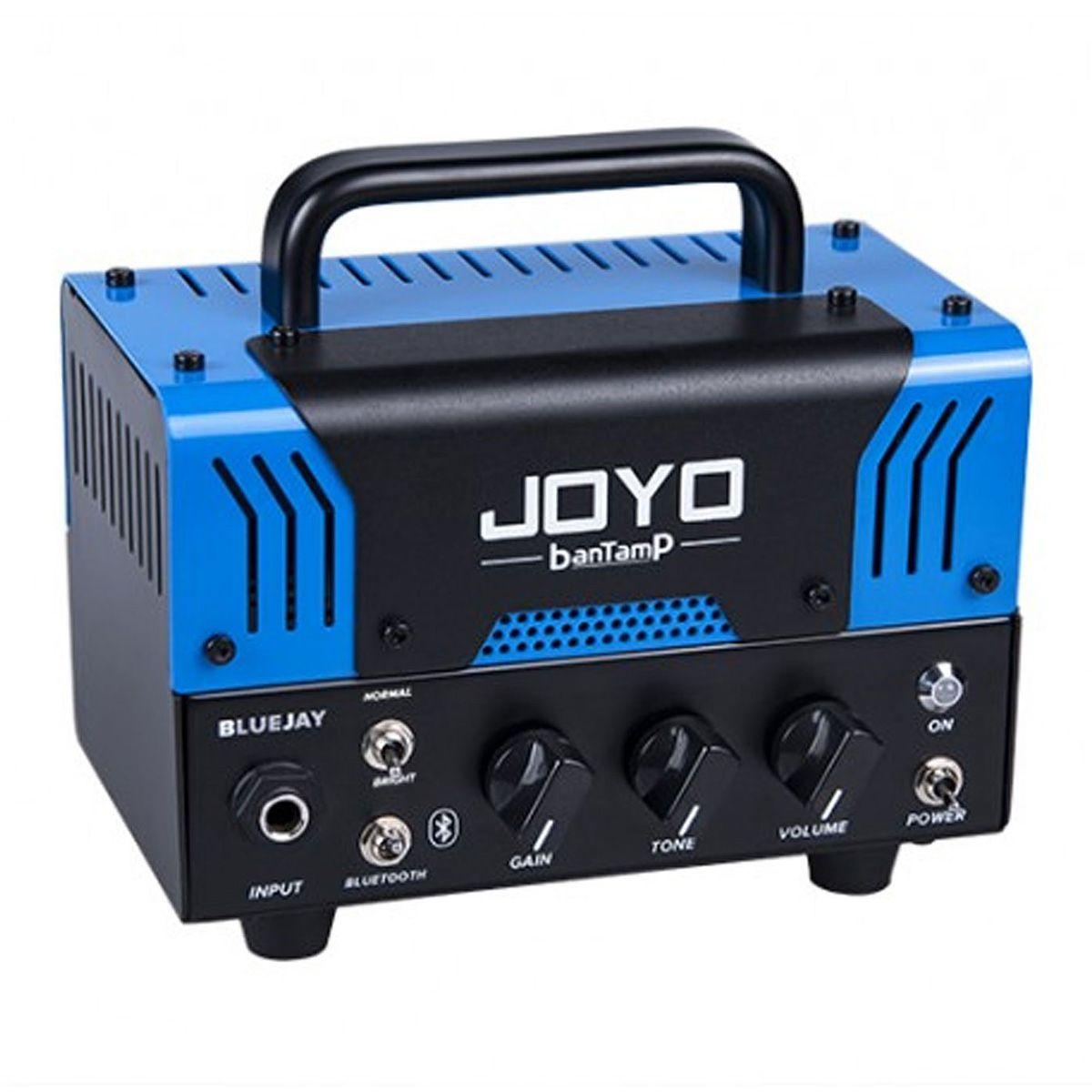 Mini Amplificador JOYO BLUEJAY BantamP 20W para Guitarra