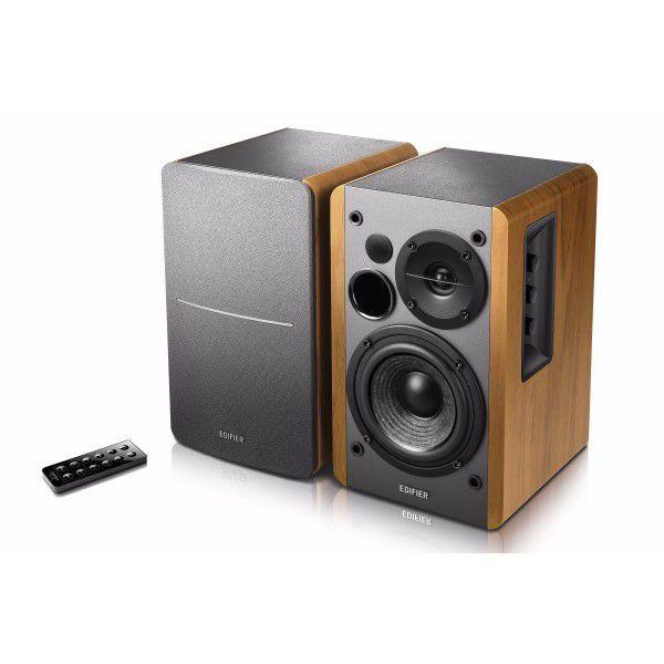 Monitor de Referência Ativo Edifier R1280db 4'' 42w (par) Bluetooth Marrom