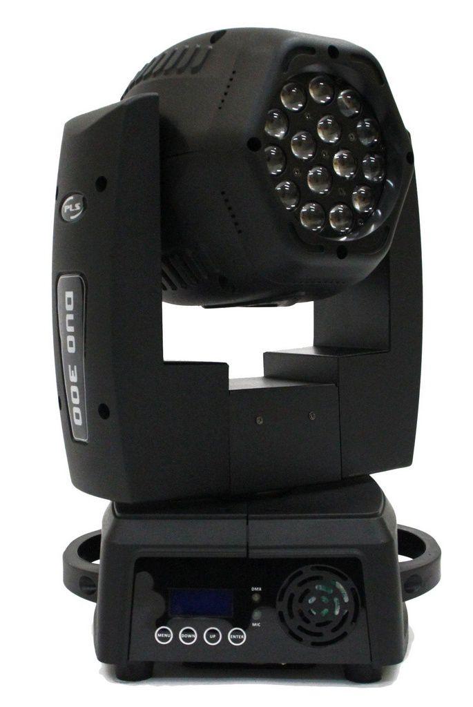 Moving Heads PLS Duo RGB 300w