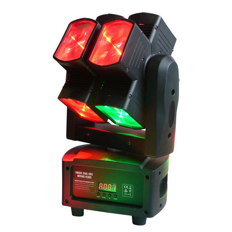 Moving Heads PLS Eight Square Led RGBW 80w