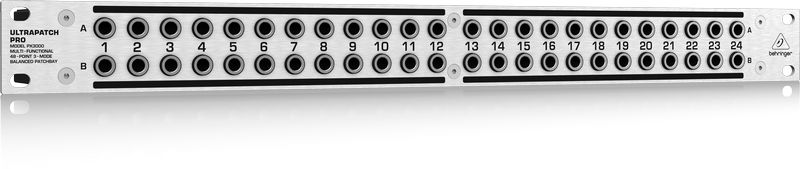 Patchbay Behringer  Ultrapatch Pro PX3000