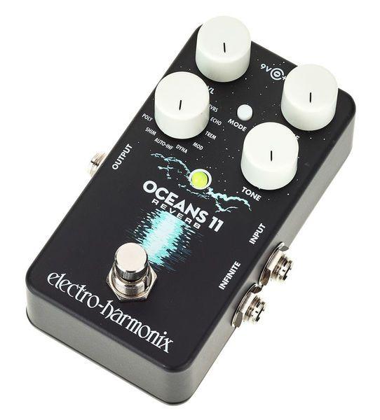 Pedal de Efeito Electro-Harmonix Oceans 11 Reverb