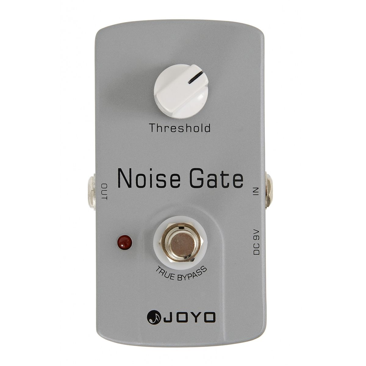 Pedal de Efeito Joyo JF-31 Noise Gate para Guitarra