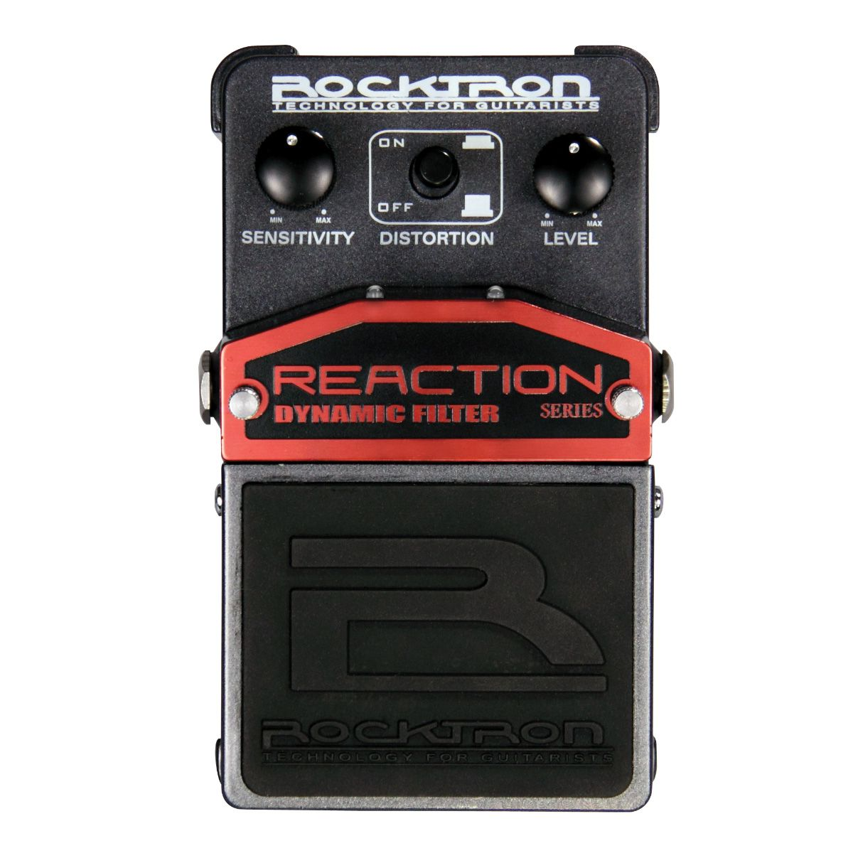 Pedal de Efeito Rocktron Reaction Dynamic Filter