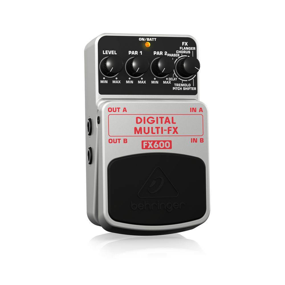 Pedal de Efeitos Behringer FX600 Digital Multi-FX