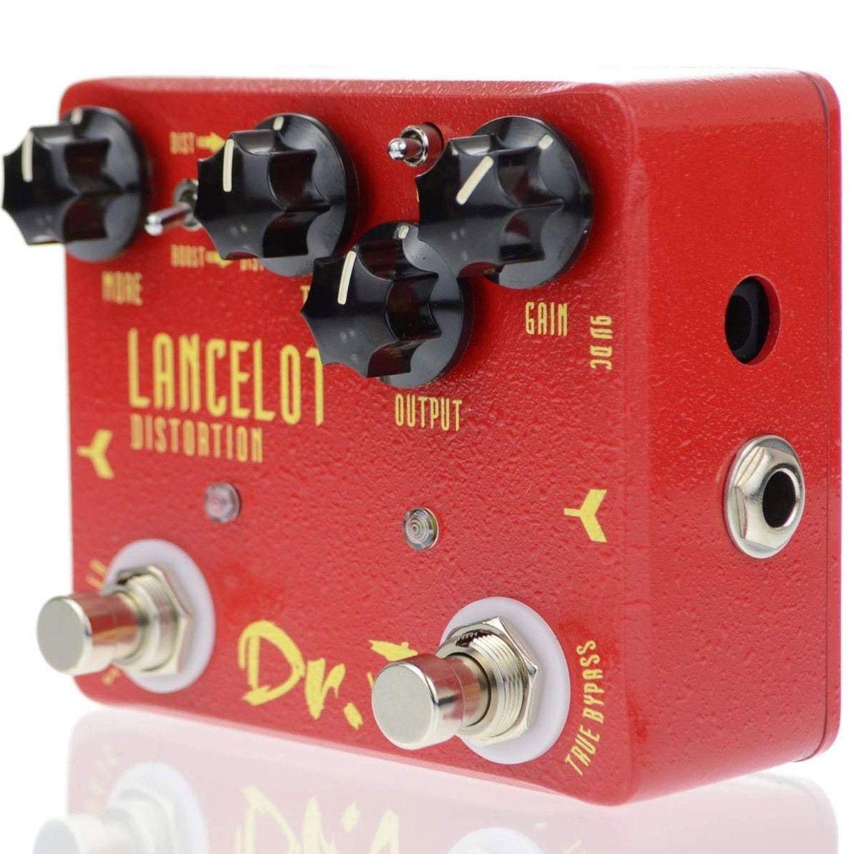 Pedal de Efeitos Joyo Lancelot D-59 Distortion para Guitarra