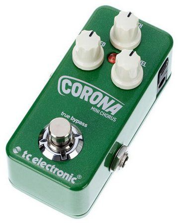 Pedal de Efeitos TC Electronic Corona Mini Chorus