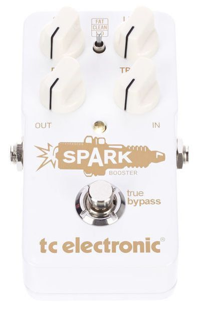 Pedal de Efeitos TC Electronic Spark Booster
