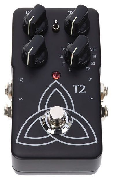 Pedal de Efeitos TC Electronic T2 Reverb