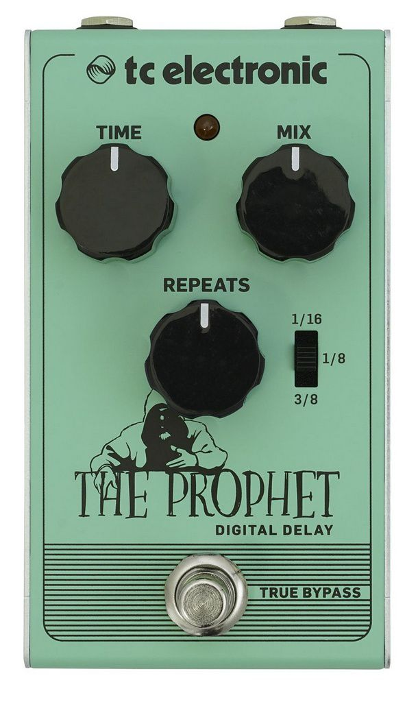 Pedal de Efeitos TC Electronic The Prophet Delay