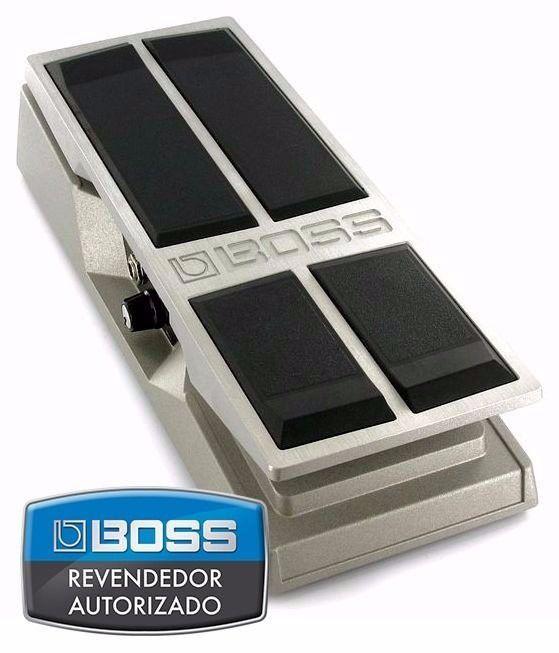 Pedal de Volume e Expressão Boss FV500L para Instrumento