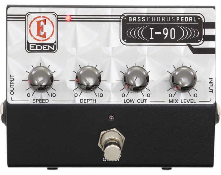 Pedal Eden World Tour I90 Bass Chorus