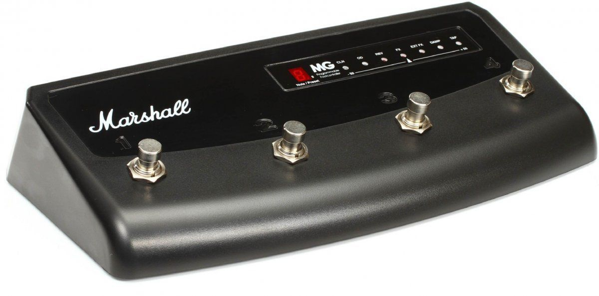 Pedal Footswitch Marshall PEDL-90008 MG Series