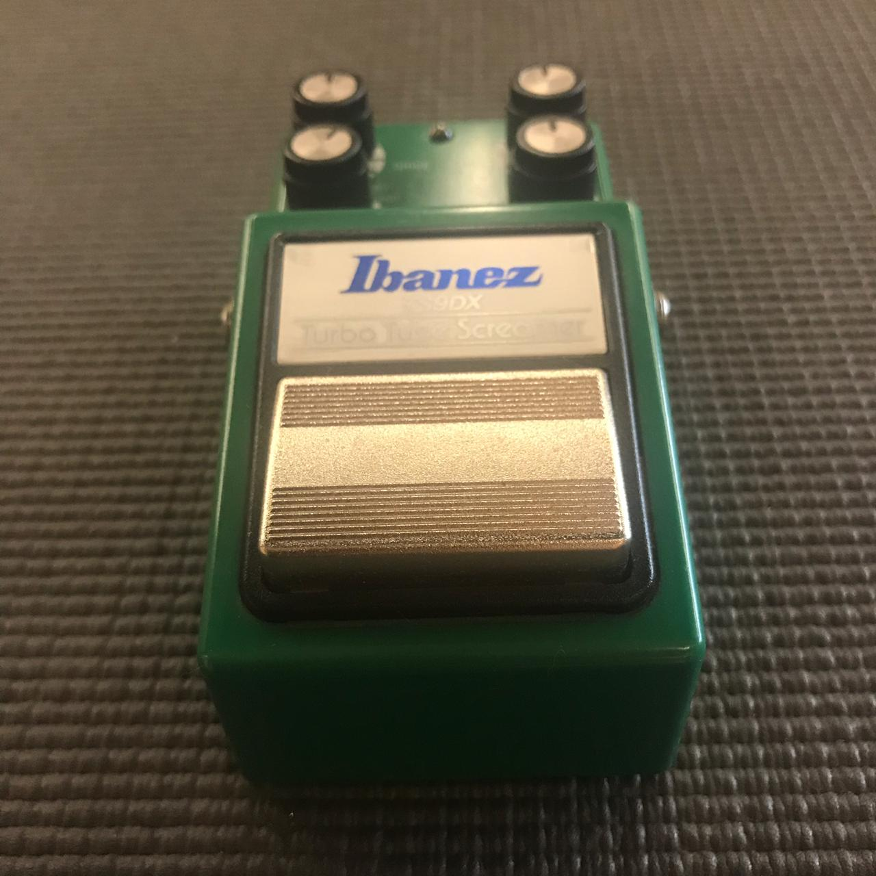 Pedal Ibanez TS9DX Turbo Tube Screamer Overdrive