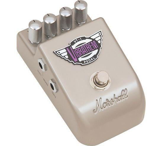 Pedal Marshall VT-1 Vibratrem Tremolo / Vibrato
