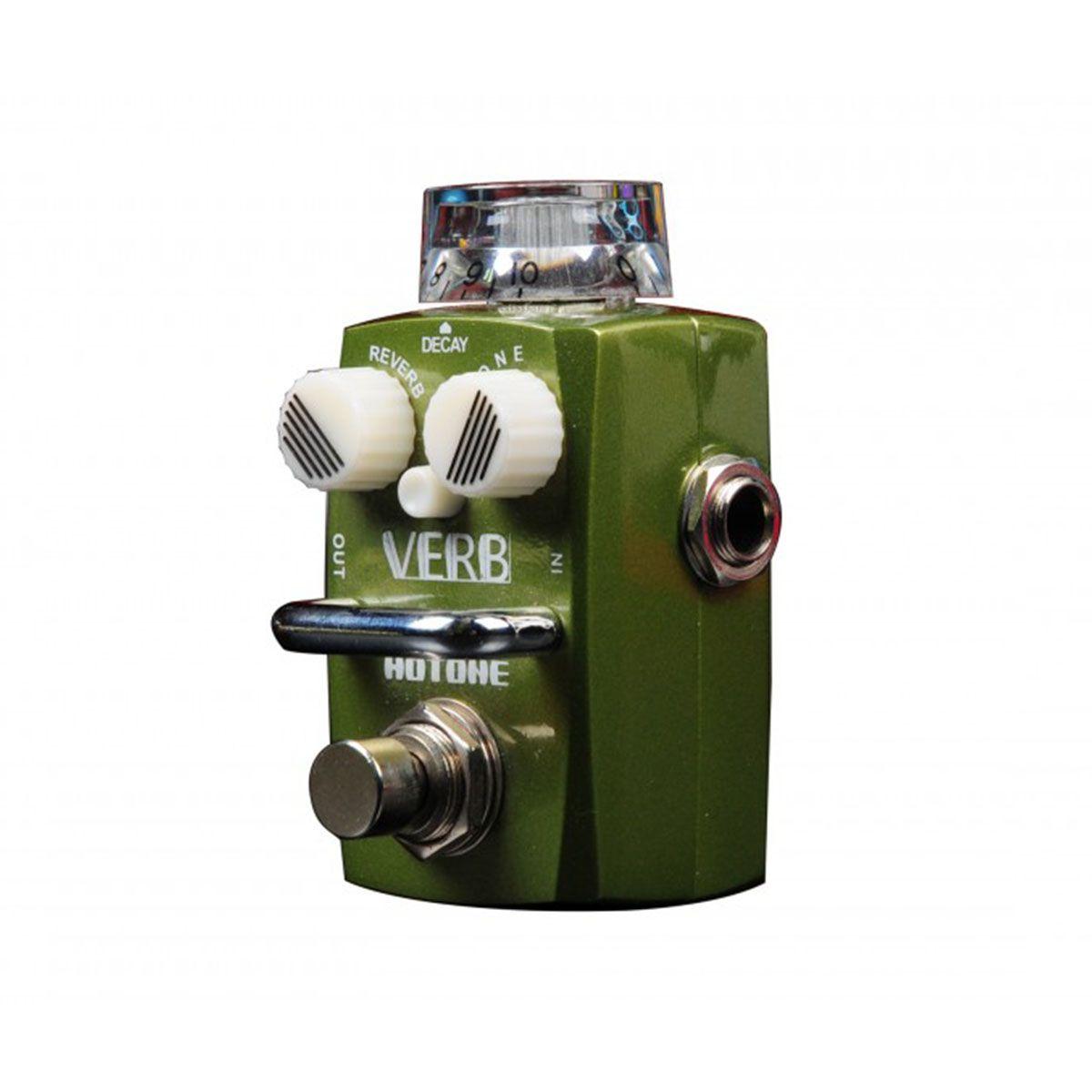 Pedal Skyline Hotone Verb SRV-1 Digital Reverb