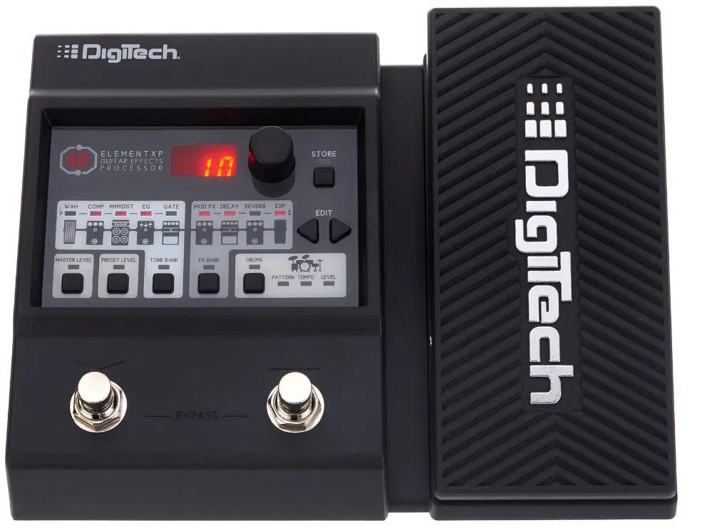 Pedaleira Digitech Element XP Multi-Efeitos