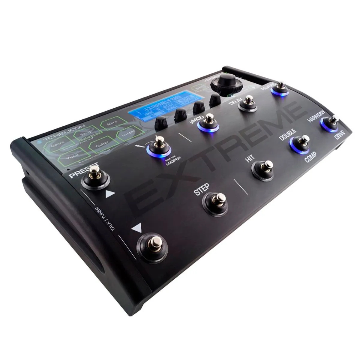 Pedaleira TC Helicon Voicelive 3 Extreme