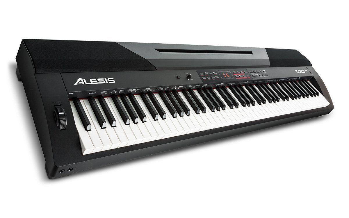 Piano Digital Alesis Coda PRO 88 Teclas