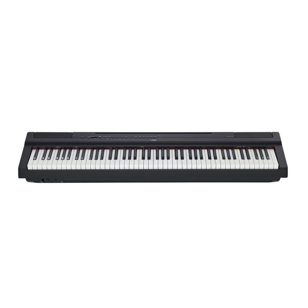 Piano Digital Yamaha P125 88 Teclas USB Black