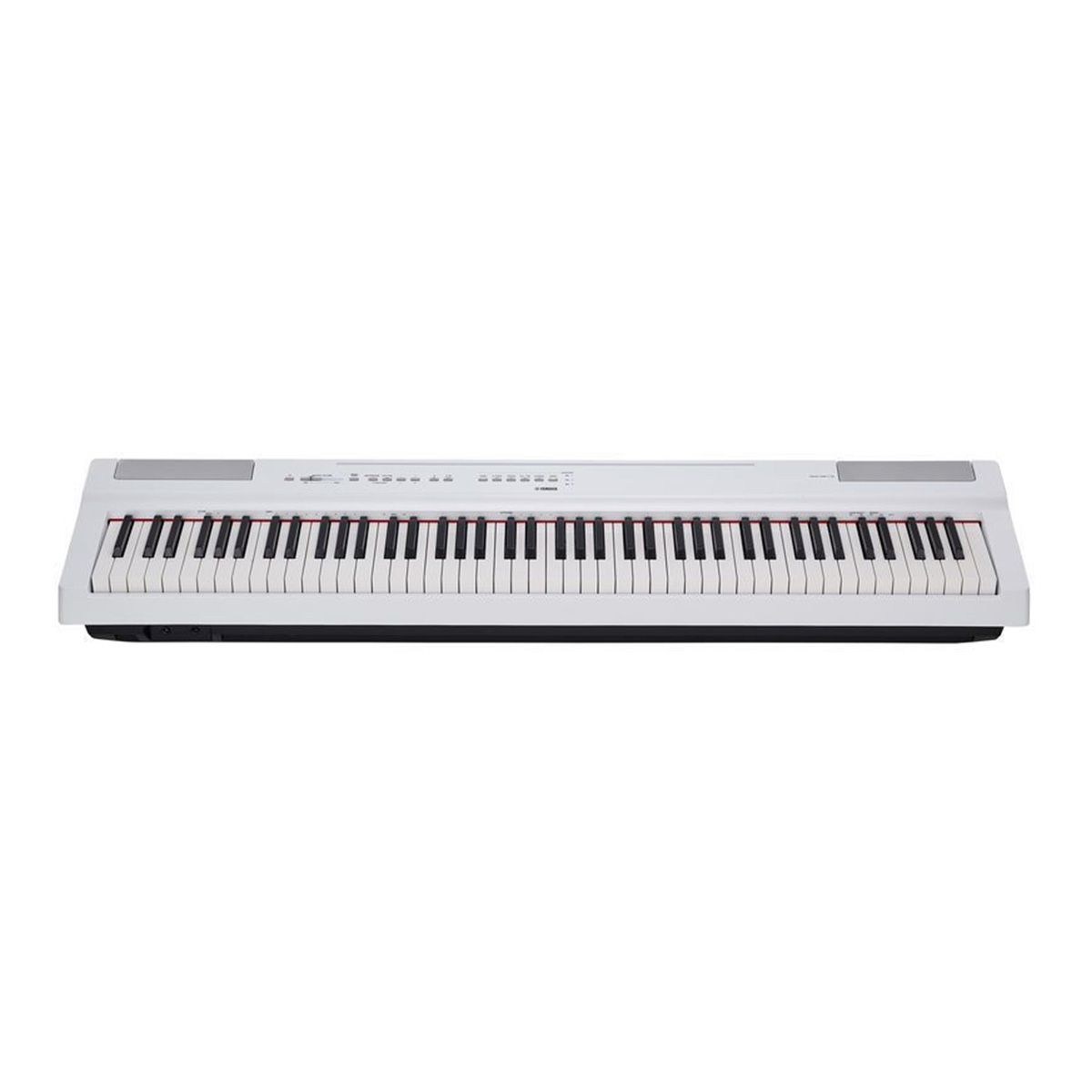 Piano Digital Yamaha P125 88 Teclas USB White