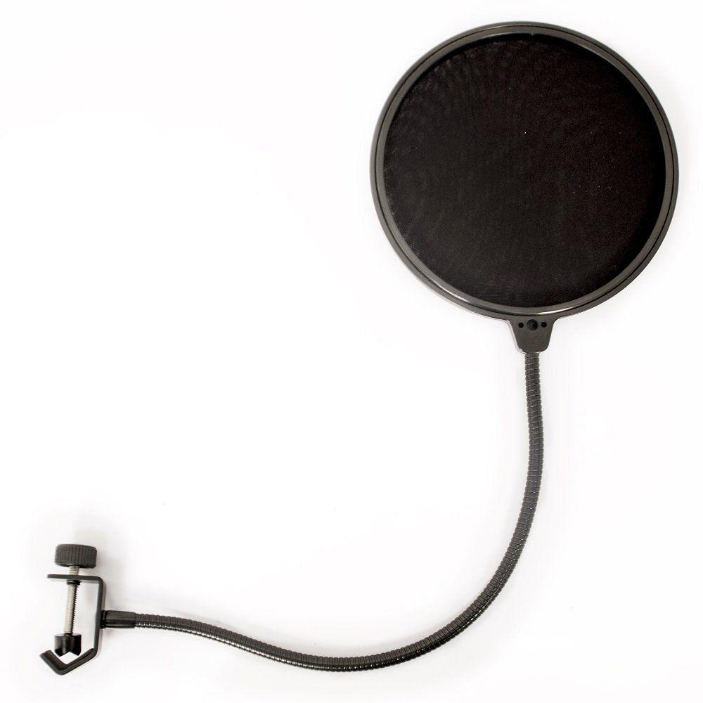 Pop Filter para Microfone Lexsen LPF-016