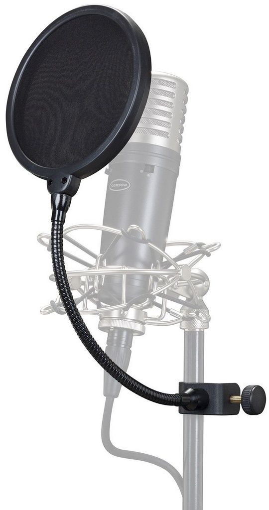 Pop Filter para Microfone Samson PS04