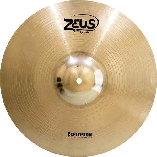 Prato de Ataque Zeus Cymbals Explosion ZEC17 17