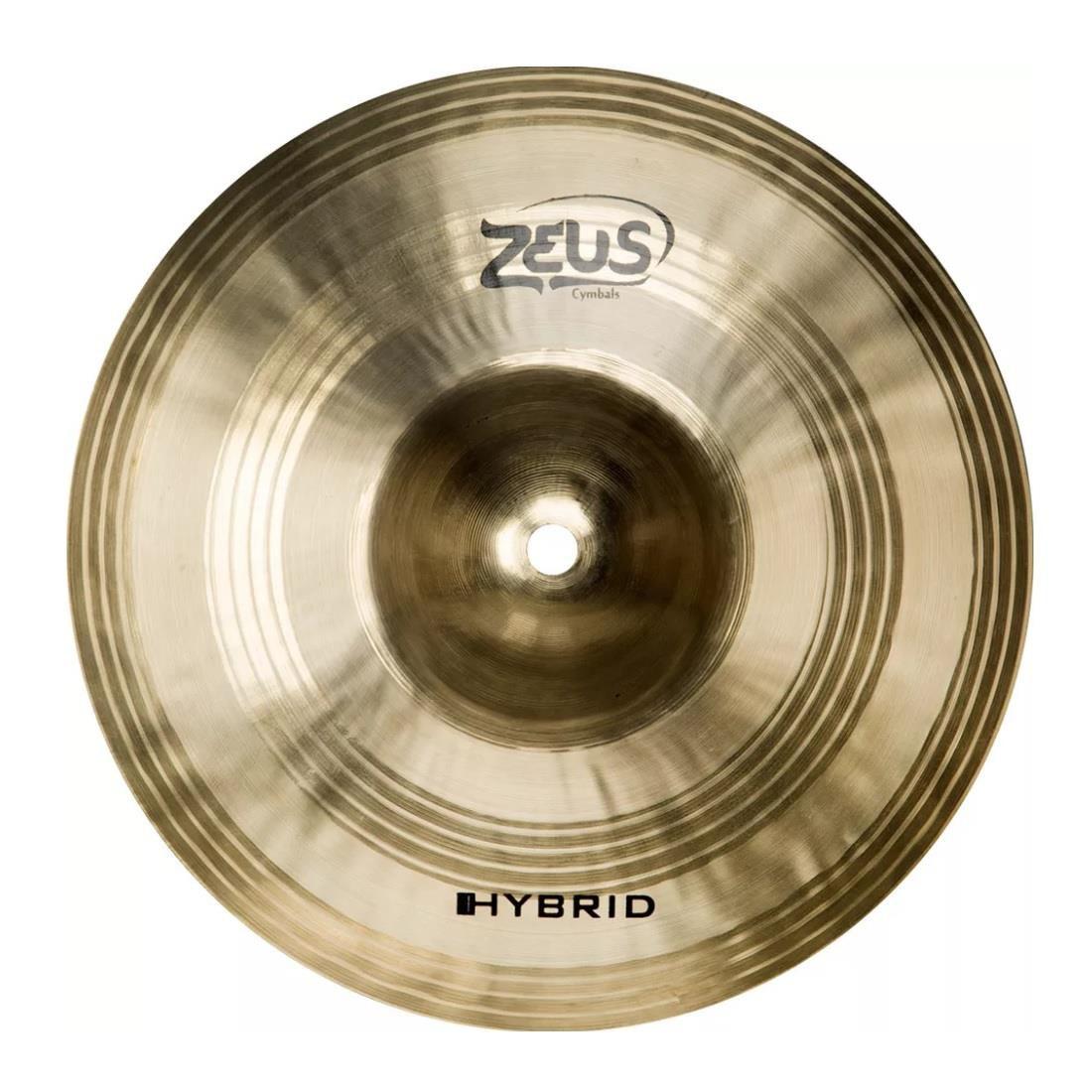 Prato de Ataque Zeus Cymbals Hybrid ZHC16 16