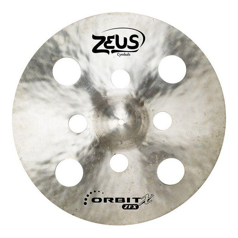 Prato de Ataque Zeus Cymbals Orbit x  ZOXC17 17