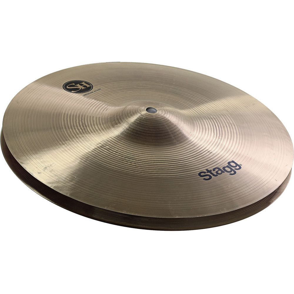 Pratos Stagg SH Regular Medium SH-HM13R 13 HiHat