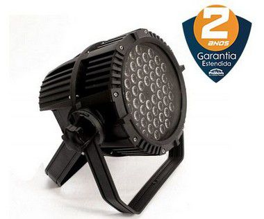 Refletor PLS Par Led 54 Outdoor RGBW 300w