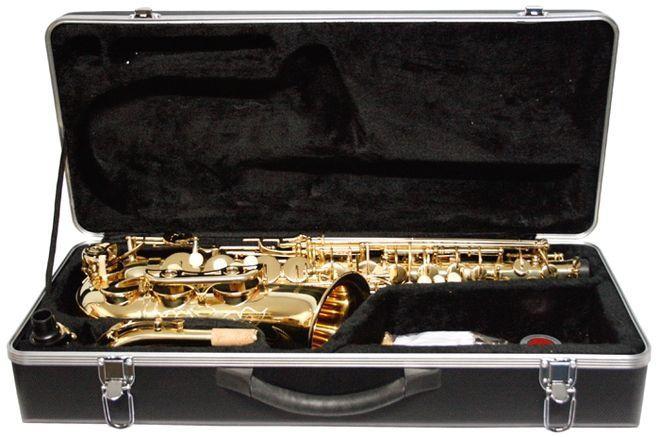 Saxofone Alto Benson BSA1-L com Case Eb
