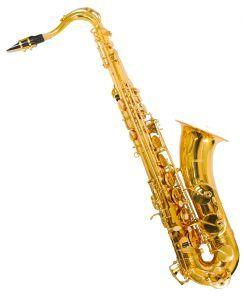 Saxofone Tenor Benson BSTC-1LN Laqueado Bb
