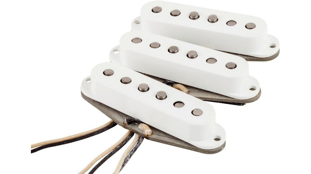 Set Captador Fender Custom Shop 69 Strat para Guitarra