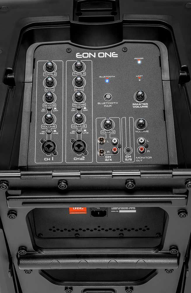 Sistema de PA Portátil JBL EON ONE Linear-Array