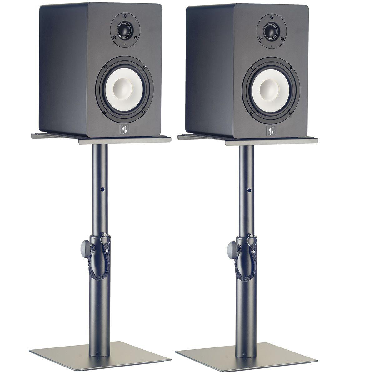 Suporte de Chão Stagg SMOS-05 Set para Monitores (Par)
