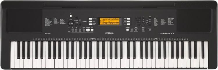 Teclado Arranjador Yamaha PSR EW300 76 Teclas