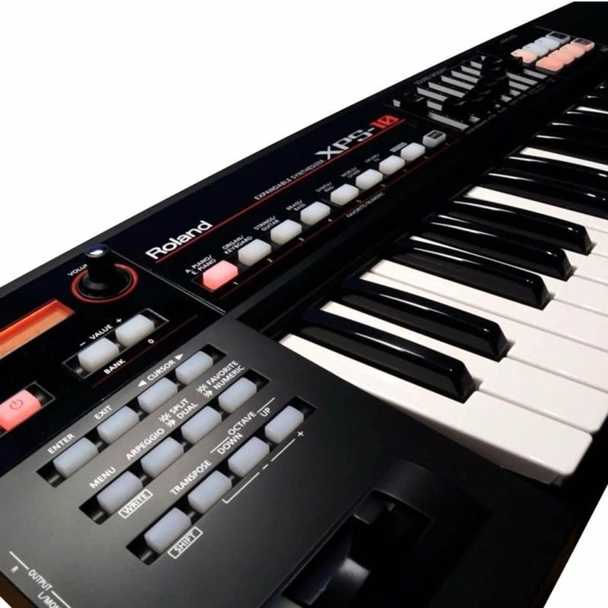 Teclado Sintetizador Roland XPS-10
