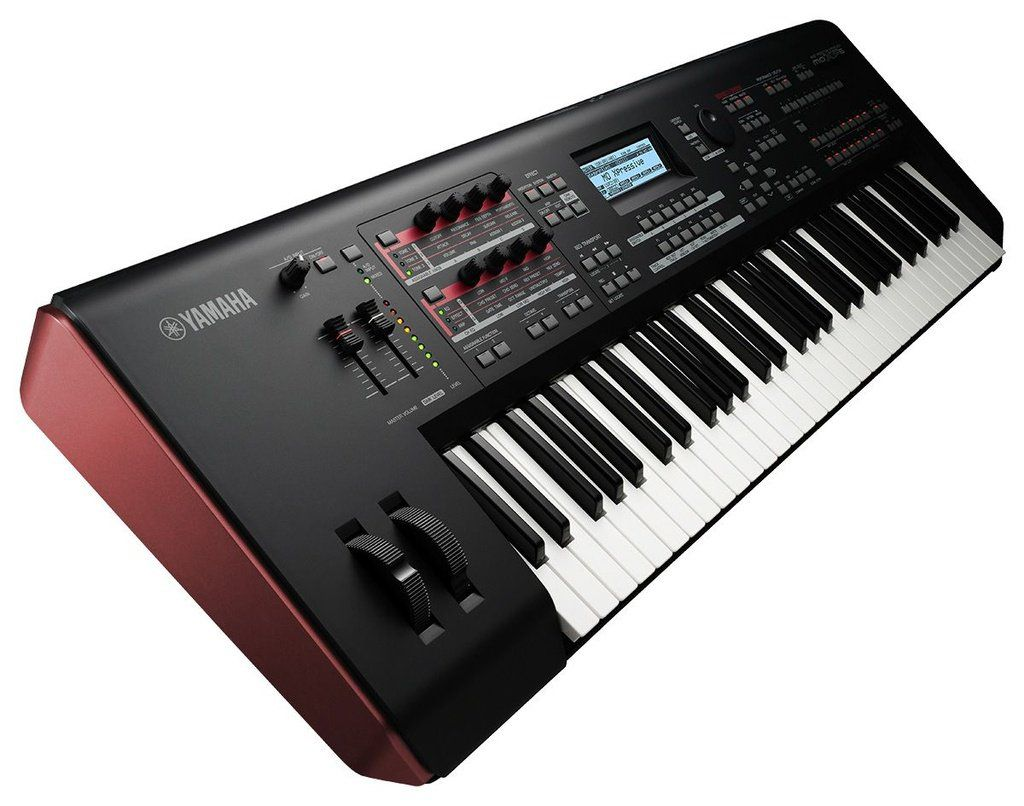 Teclado Sintetizador Yamaha MOXF6 88 Teclas