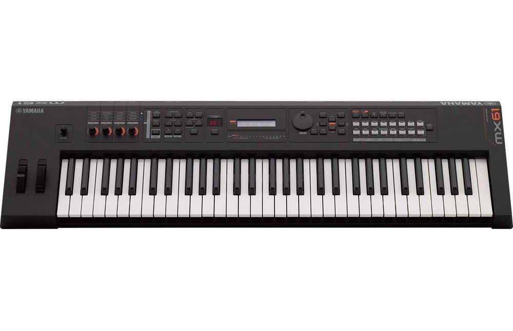 Teclado Sintetizador Yamaha MX61 61 Teclas