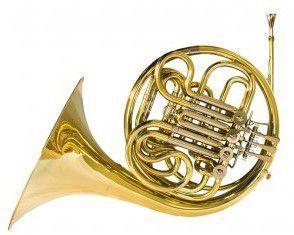 Trompa Benson BFH-1L Dupla Afinação F e Bb Laqueado