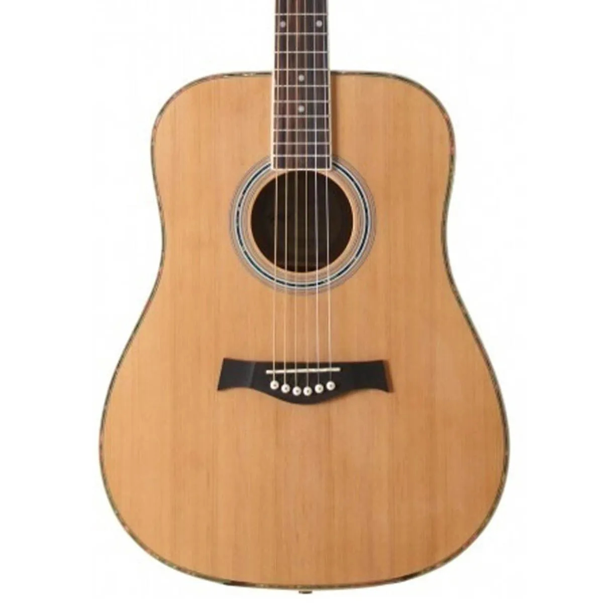 Violão Acústico Seizi Tennessee Blues Natural