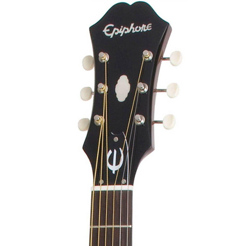 Violão Eletro-Acústico Epiphone Texan 1964 Antique Natural