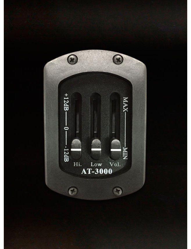 Violão Eletro-Acústico Waldman PPCE-1 PopStar Cut Nylon