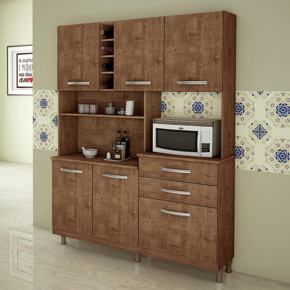 Armário Para Cozinha ômega - Kaiki Móveis